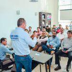Analizan Erandi y Justino propuestas del sector empresarial de salamanca