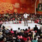 Gerardo Zavala Procell realiza gira por el noreste de Guanajuato