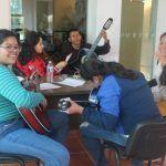 Responden con entusiasmo a los talleres de Casa de la Cultura