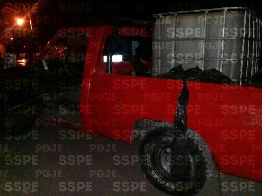 Photo of Recuperan en comunidad de Pénjamo mil litros de hidrocarburo robado