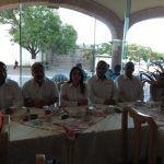 Presenta Yulma Rocha equipo de campaña