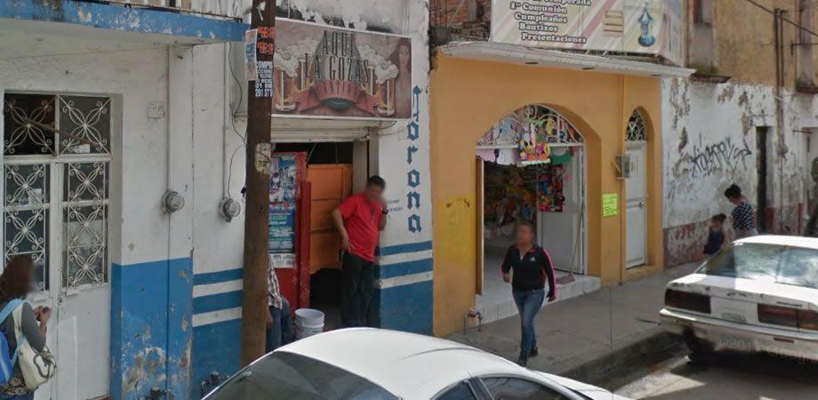 Photo of Balean a 5 y mueren dos afuera de cantina en pleno Centro Histórico