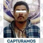 Agentes de la PGJE y elementos de la SSPE capturan al segundo homicida de hombre acribillado el pasado 1 de febrero en Pénjamo