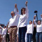 Fuera corrupción e impunidad en Guanajuato, Gerardo Sánchez arranca campaña
