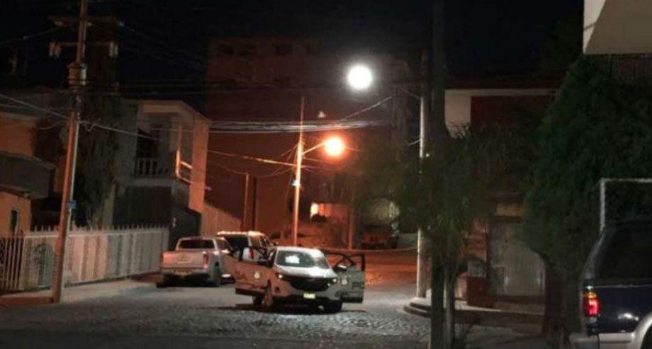 Photo of Enfrentamiento en Jalos, deja un saldo de al menos 8 personas muertas