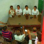 Javis Pérez, anunció que en caso de ser presidente auditara a administración saliente