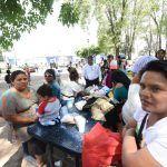 Efectivo plan de contingencias de Protección Civil permitió atender de manera eficiente a 550 migrantes