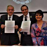Firma SSG y Consejo de Salubridad General Carta de Compromiso para la implementación del 'Modelo de Seguridad del Paciente' en el estado