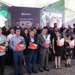 Reciben empresas guanajuatenses certificación MSQ