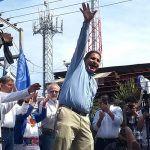 Arranca Juan José García campaña en Pénjamo; destaca logros