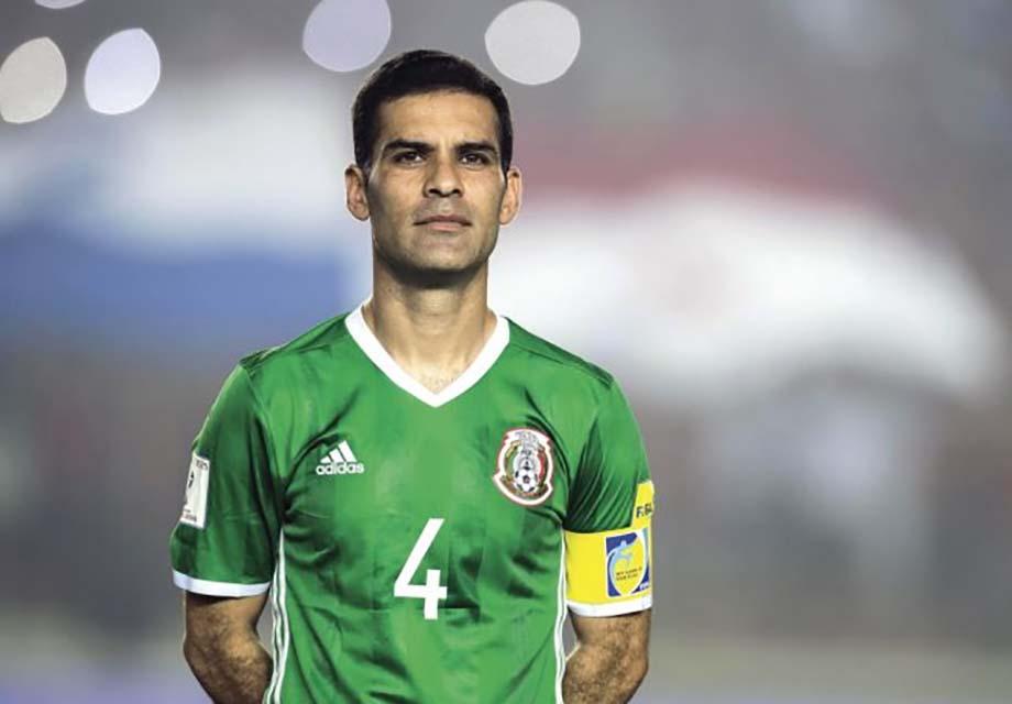 El tiempo se ha convertido en el principal enemigo de Rafael Márquez  a sus  39 años el defensa mexicano no sólo se enfrenta al ocaso de su carrera 1a41bb92ae1e7