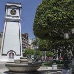788, 400 horas marcando las horas el reloj del Jardín Principal de Irapuato