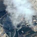 Defensa antiaérea siria confronta nuevo ataque y derriba misiles
