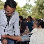 SSG dispone de unidades médicas móviles, 42 de ellas de salud itinerante y 11 caravanas de la salud