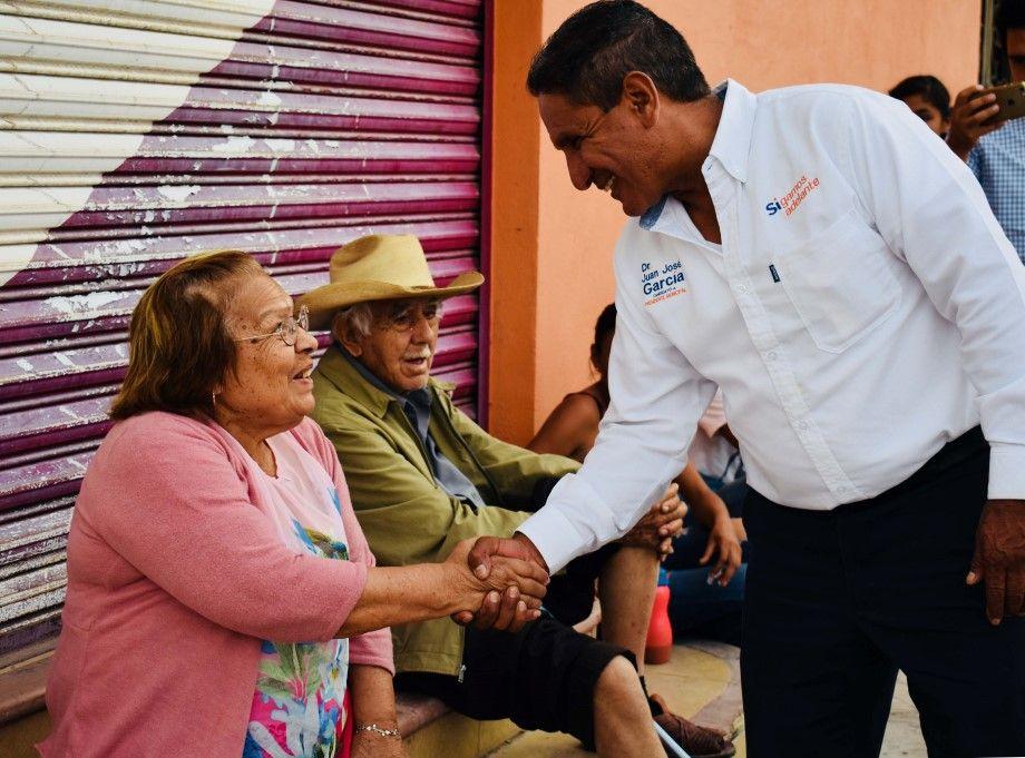 """Photo of """"En Pénjamo marcamos la diferencia con acción y continuidad"""": Juan José García"""