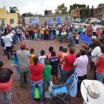 15 días de campaña, 15 días de respaldo del Dr. Juan José García al proyecto de Acción Nacional