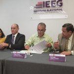 Denuncia Camarena que gobernador utiliza recursos públicos para beneficio del candidato del PAN