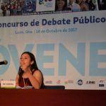 """Convoca GUANAJOVEN a jóvenes para participar en """"Debate Público 2018"""""""