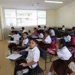 Ficticio, el cumplimiento de calendario escolar