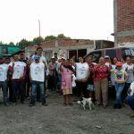 Campaña austera y en apego a la legalidad ofrece Chame Cruz