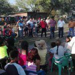"""""""Mi compromiso está firme con la educación"""": Chame Cruz"""