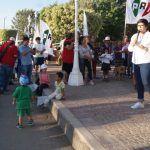 Certificado ISO por calidad en el servicio del municipio ofrece Milagros Soto