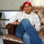 Un Pénjamo limpio y alumbrado ofrece Javier Pérez para colonias
