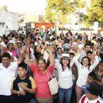 Fortalece Yulma Rocha su proyecto de Plan de Gobierno escuchando a los irapuatenses