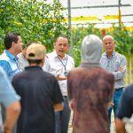 """""""Velaremos por una justa competencia internacional en materia agroalimentaria"""": Erandi"""