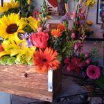 Para mamá: «Dice mil palabras, un detalle de flores»