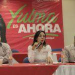 Yulma Rocha trabajará en conjunto con los jóvenes empresarios