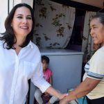 TRAESA asunto pasado y olvidado para Lorena Alfaro, una panista que reaparece cada 3 años