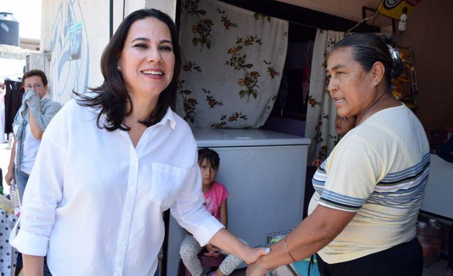 Photo of TRAESA asunto pasado y olvidado para Lorena Alfaro, una panista que reaparece cada 3 años