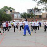 Más de 4 mil personas se activan y participan en  el Programa de Salud en 48 Parques Vecinales
