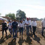 Resalta Ana Bueno trabajo prioritario por el campo en Cuerámaro