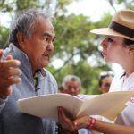 Urgente trabajar a favor del medio ambiente: Rocha Aguilar