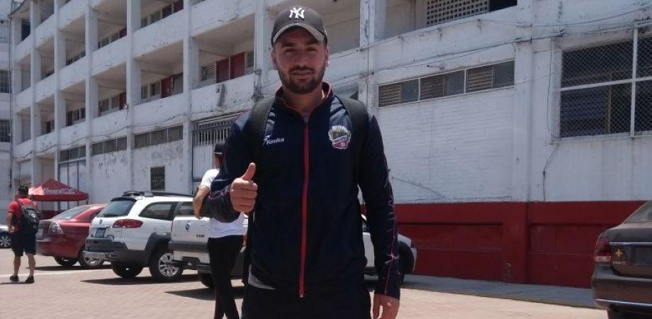 """Photo of """"Vamos por el pase a la final"""": Sergio Riffo, mediocampista Club Irapuato"""