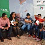De cerca con Javier Pérez; escucha inquietudes y propuestas de los penjamenses