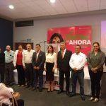 Presenta Yulma Rocha anteproyecto de plan de gobierno