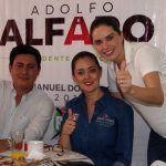 Proyecta Adolfo Alfaro red carretera municipal para Manuel Doblado