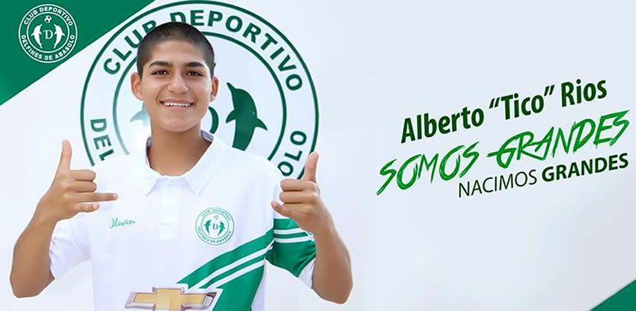 Photo of Futbolista Abasolense es convocado a Selección Mexicana Sub 17