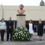 Conmemoran CCLXV aniversario del natalicio de Don Miguel Hidalgo y Costilla
