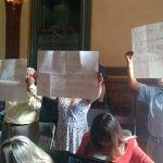 Se oponen colonos de la CFE a enrejar calle Cupatitzio