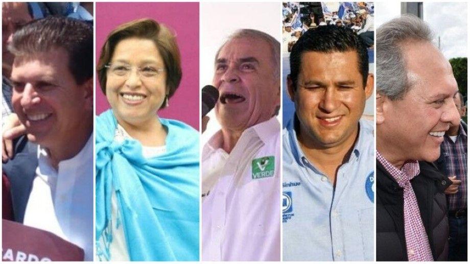 Photo of Primer debate de candidatos al gobierno de Guanajuato, hoy jueves