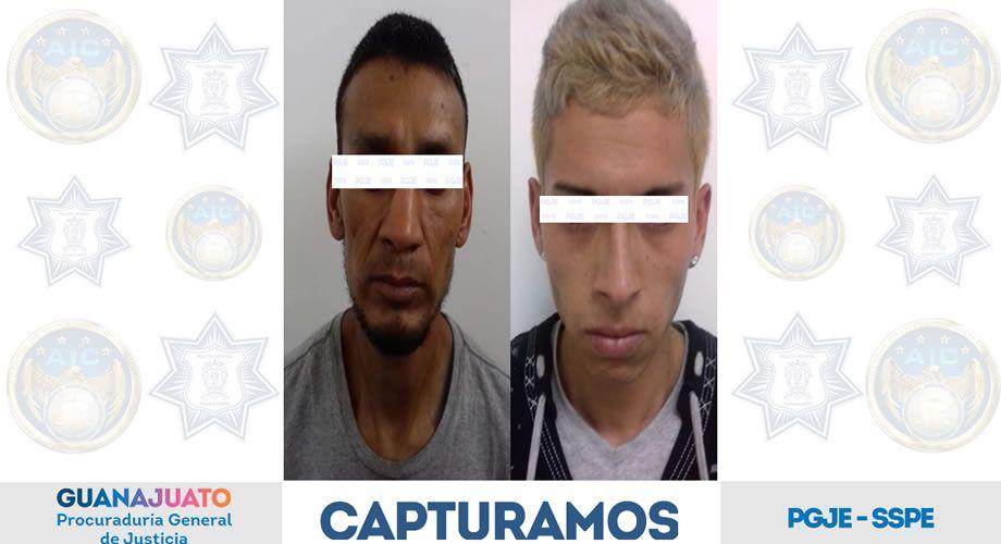 """Photo of Dispararon contra un hombre en Purísima del Rincón; PGJE y SSPE detienen a """"El Cuerdas"""" y """"El Dany"""""""