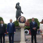 Destacan legado de Hidalgo en el 265 aniversario de su natalicio