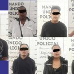 """Detienen a """"banda de delincuentes"""" irapuatenses en Pénjamo; portaban armas"""