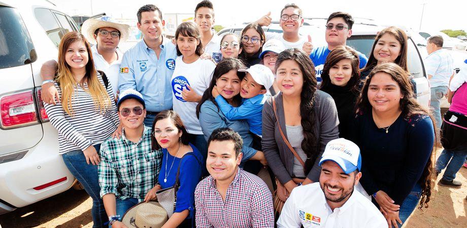 Photo of Recorre Diego Sinhue los 46 municipios