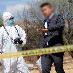 De los restos hallados en fosa clandestina sólo hay 8 perfiles genéticos; autoridades aún no precisan cantidad de víctimas