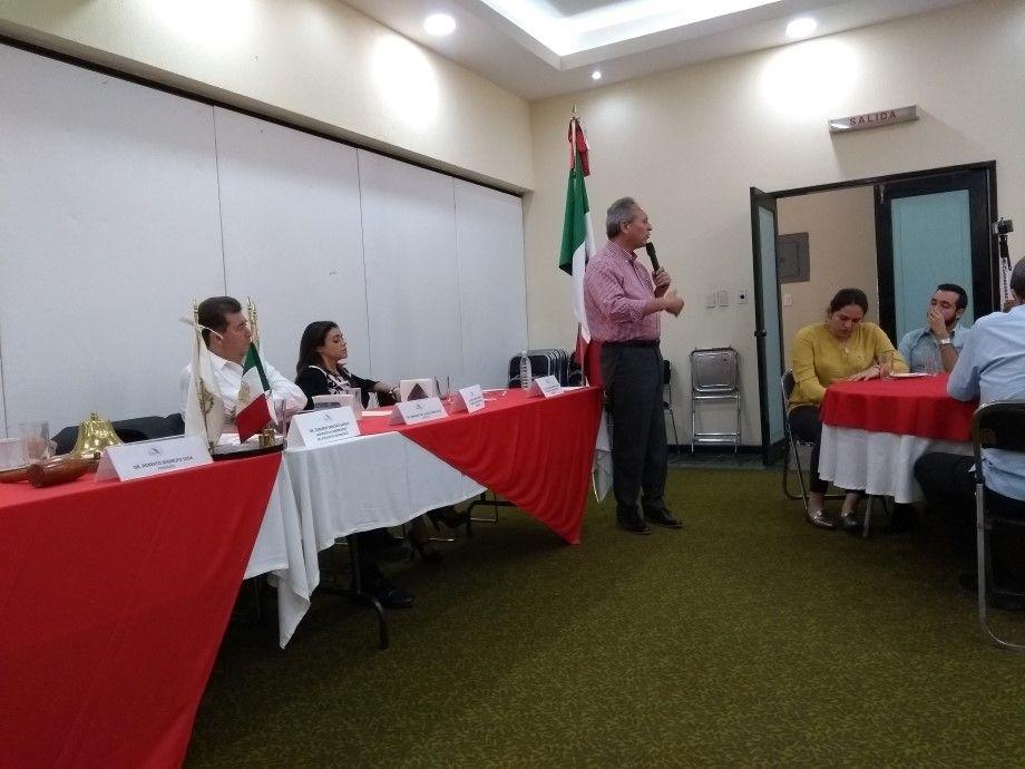 """Photo of """"Crear escuelas de policías para erradicar inseguridad"""": propone Gerardo Sánchez"""